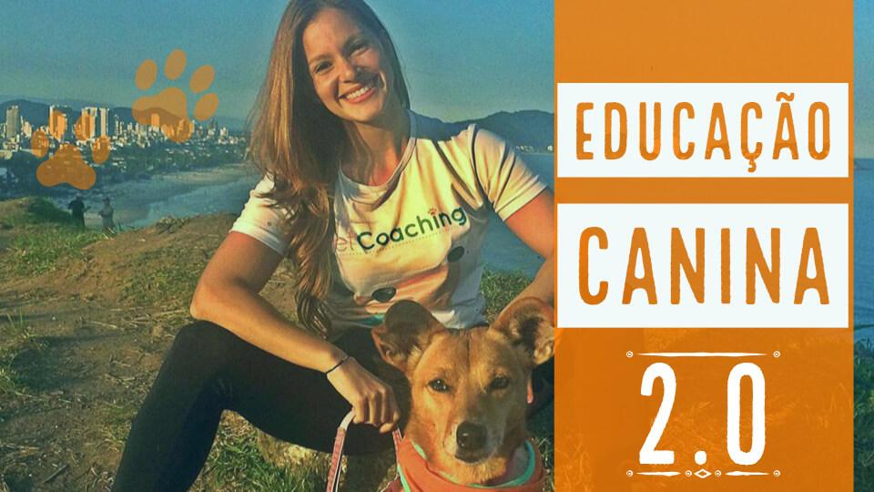 Curso Educação Canina 2.0 uma Metodologia PetCoaching®