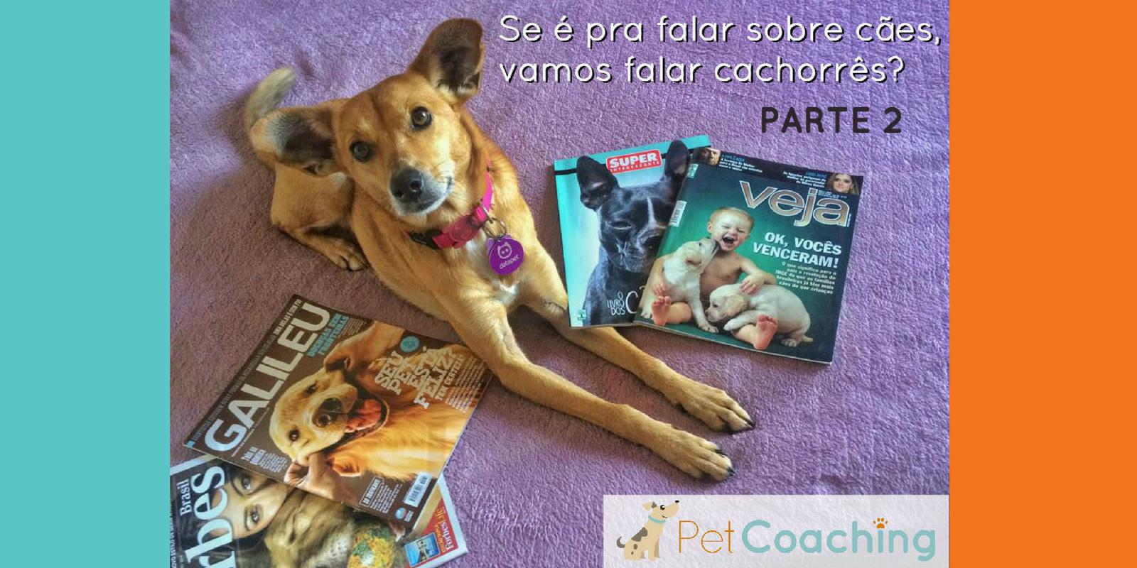 Lambeijos, Carla Ruas - [PARTE 2] Se é pra falar sobre cães, vamos falar cachorrês?