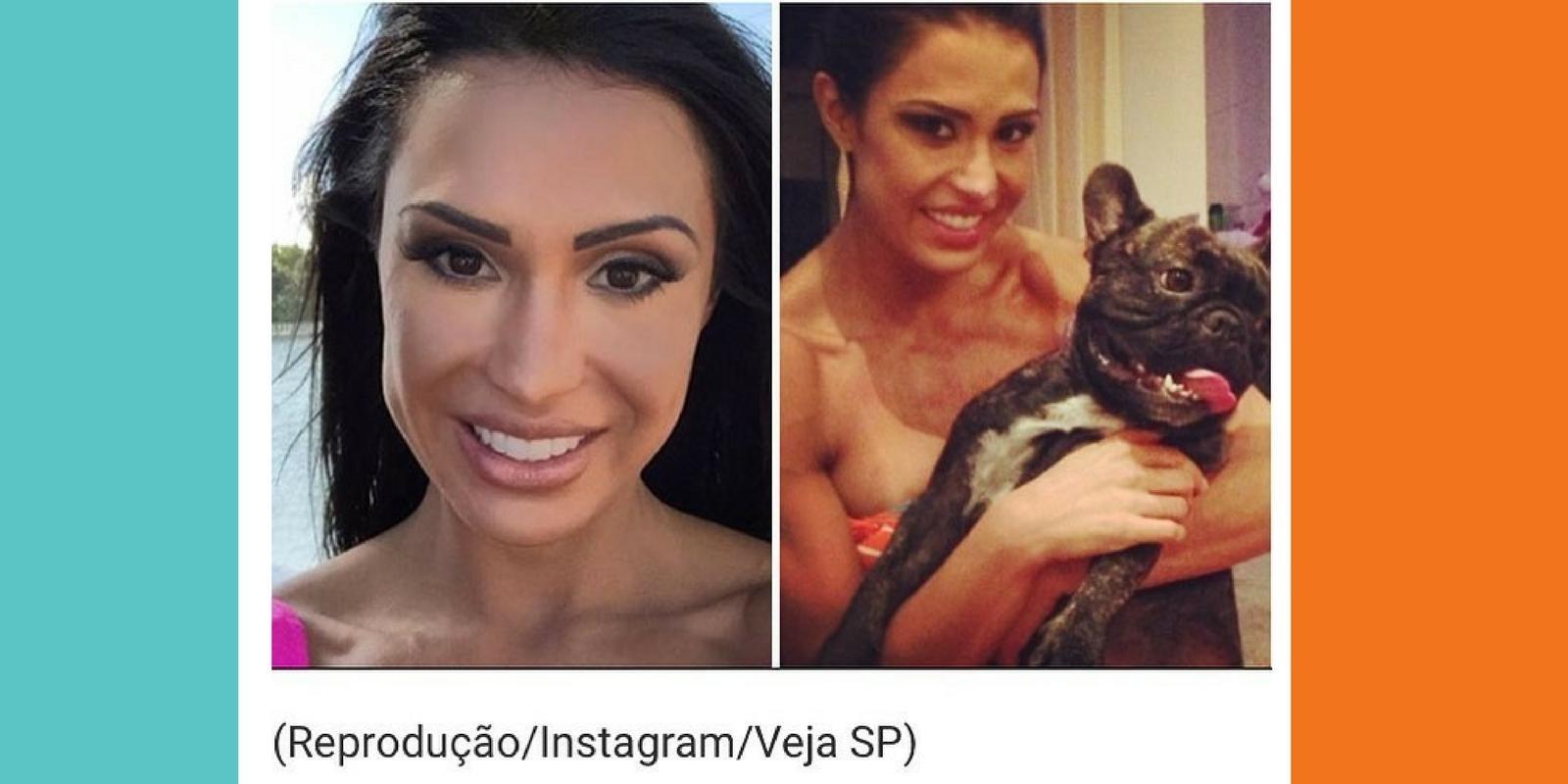Lambeijos, Carla Ruas - O caso de Gracyanne Barbosa e o ataque de seu cão