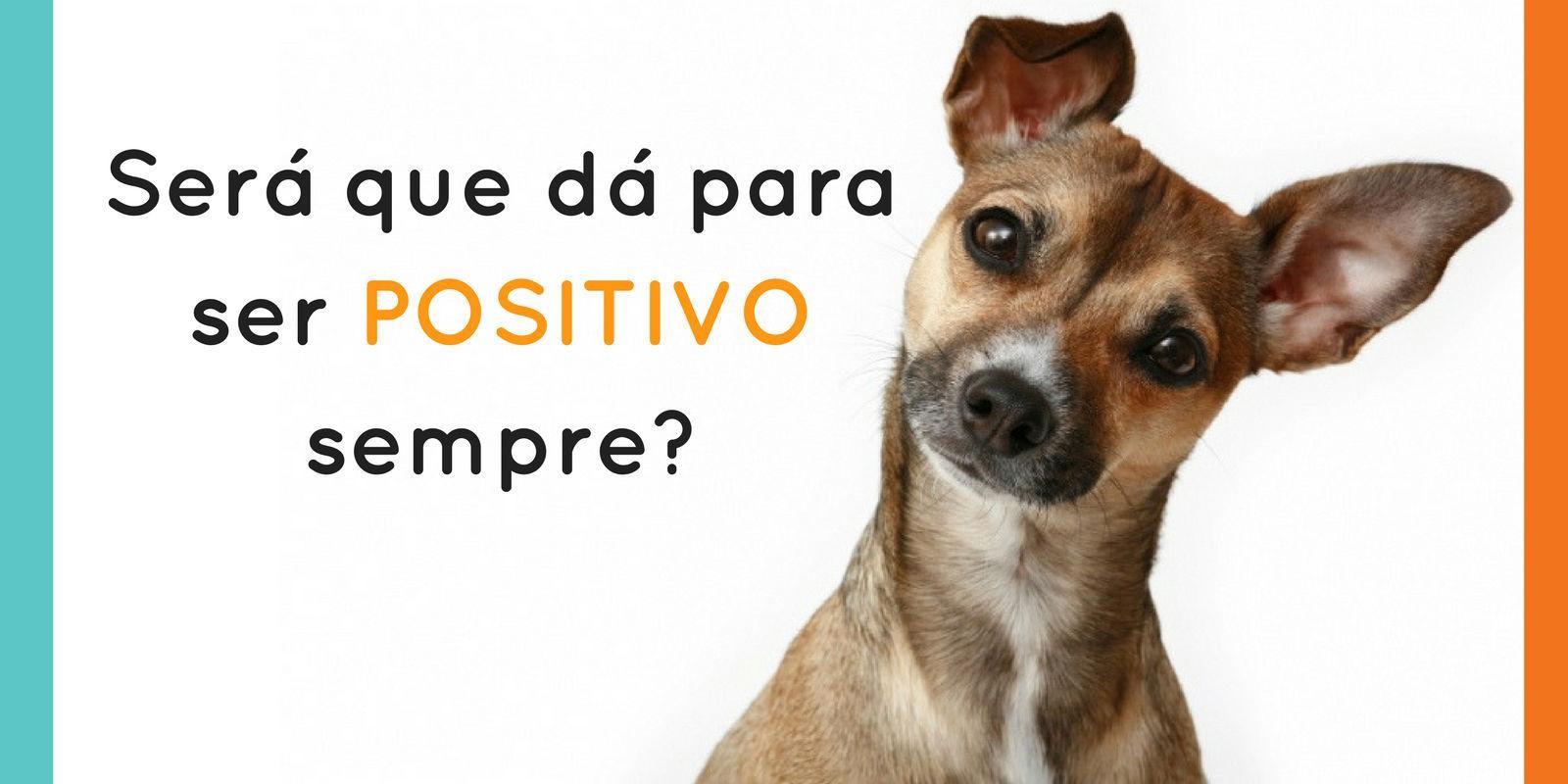 Lambeijos, Carla Ruas - Será que dá para ser POSITIVO sempre?