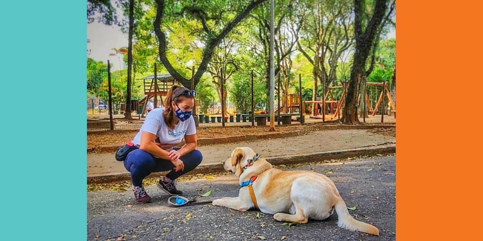 Lambeijos, Carla Ruas - Educar seu cão? TÁ COM VOCÊ!
